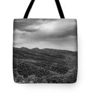 Rolling Hills Of North Carolina Tote Bag