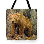 Rolling Hills Wildlife Adventure 1 Tote Bag