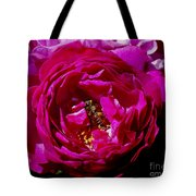 Rolling In The Pollen Tote Bag
