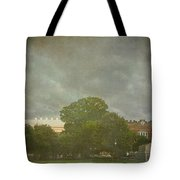 Rolling Over Charleston Tote Bag