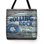 Rolling Rock Tote Bag