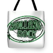 Rolling Rock Lager Tote Bag