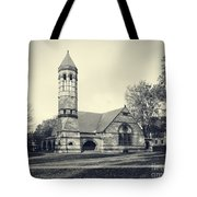 Rollins Chapel Dartmouth College Hanover New Hampshire Tote Bag