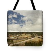 Rollinsville Colorado Tote Bag