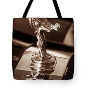 Rolls Ornament Tote Bag