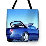 Rolls Royce 6 Tote Bag