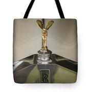 Rolls Royce Tote Bag