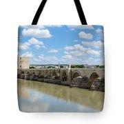 Roman Bridge Of Cordoba Tote Bag