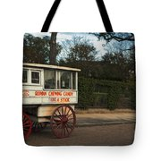 Roman Candy Wagon New Orleans Tote Bag