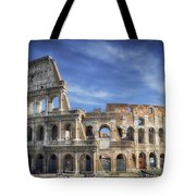 Roman Icon Tote Bag
