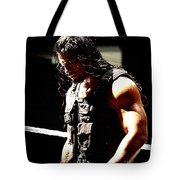 Roman Reigns Tote Bag