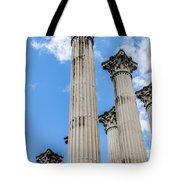 Roman Ruins Tote Bag