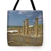 Roman Ruins Of Baelo Claudia Tote Bag