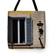 Roman Window Tote Bag