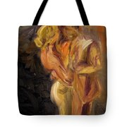Romance Tote Bag by Donna Tuten