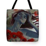 Romance Echo Tote Bag by Dorina  Costras