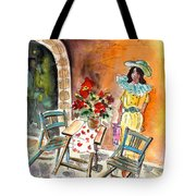 Romance In Siracusa Tote Bag