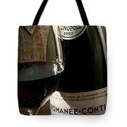 Romanee Conti Tote Bag by Jon Neidert