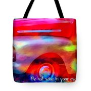 Romans 12 16 Tote Bag