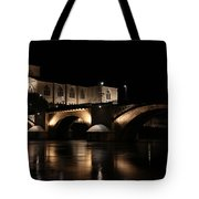 Romans Sur Isere Tote Bag