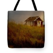 Romantic Beach Getaway Tote Bag by Beverly Guilliams