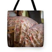 Romantic Bedroom Tote Bag
