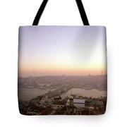 Romantic Istanbul Tote Bag