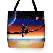 Romantic Night  Tote Bag