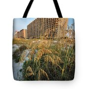 Romar Beach Sunrise Beach3 Tote Bag