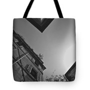 Rome Abstracted Tote Bag