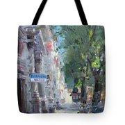 Rome Dal Barbiere Mario Tote Bag