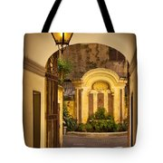 Rome Entry Tote Bag