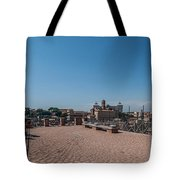 Rome From Above Tote Bag