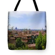Rome Rooftop Tote Bag
