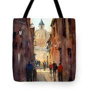 Rome Tote Bag by Ryan Radke