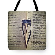 Romeo And Juliet  Tote Bag by Stelios Kleanthous