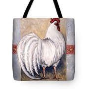 Romeo The Rooster Tote Bag