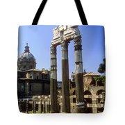 Romr Forum Columns Tote Bag
