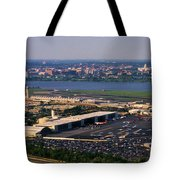 Ronald Reagan Washington National Tote Bag