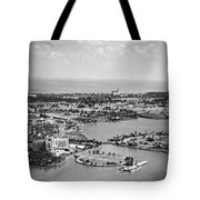 Roney Plaza Hotel And Casino Tote Bag