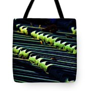 Roof Grounded Tote Bag