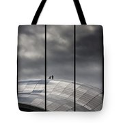 Roof Of The Sage Tote Bag