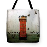 Roof Top Hoppers Tote Bag