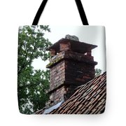 Roof Tops 2 Tote Bag