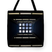Roof Window Tote Bag