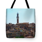 Roofs Of Siena Tote Bag