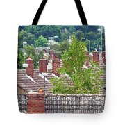 Rooftop Communication Tote Bag