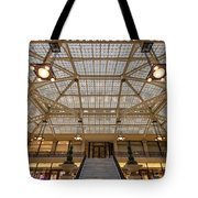 Rookery Building Lobby Tote Bag