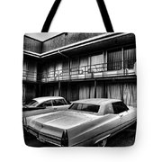 Room 306 At The Lorraine Hotel Tote Bag