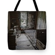 Room At The Wells Hotel - Montana Tote Bag
